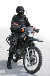 אבטחה באמצעות אופנועים - ארקס חברת אבטחה